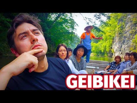 North Japan's Most Scenic Spot | Geibikei Gorge