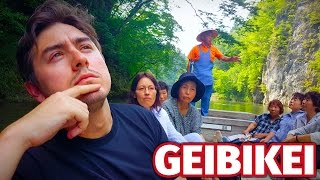 North Japan's Most Scenic Spot | Geibikei Gorge