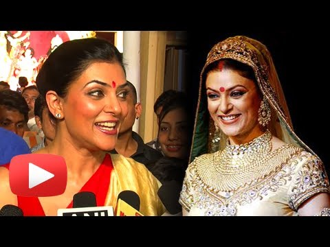 Sushmita Sen Reacts To Her Marriage