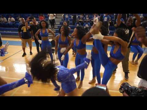 All Day [PART 1] - McKinley Pantherettes Dance Callout (2017)