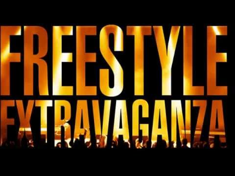 Freestyle Extravanganza - Oldschool Classic Style Freestyle Mix