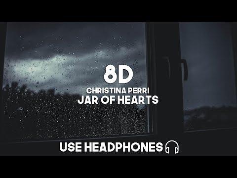 Christina Perri - Jar Of Hearts (8D Audio)