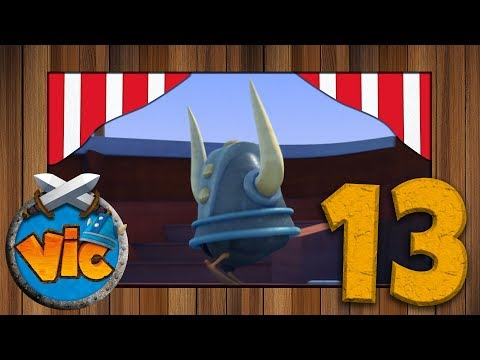 🌊🌊#13 ShapeShifting  - Vic the viking - FULL Episodes 🌊🌊