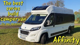 The best 2021 campervan (in my opinion) : Affinity