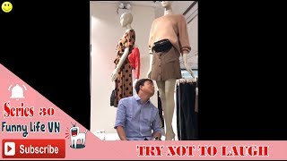 Indian Funny Videos 2018 New - Chinese Funny Videos Try not to laugh Challenge 2019