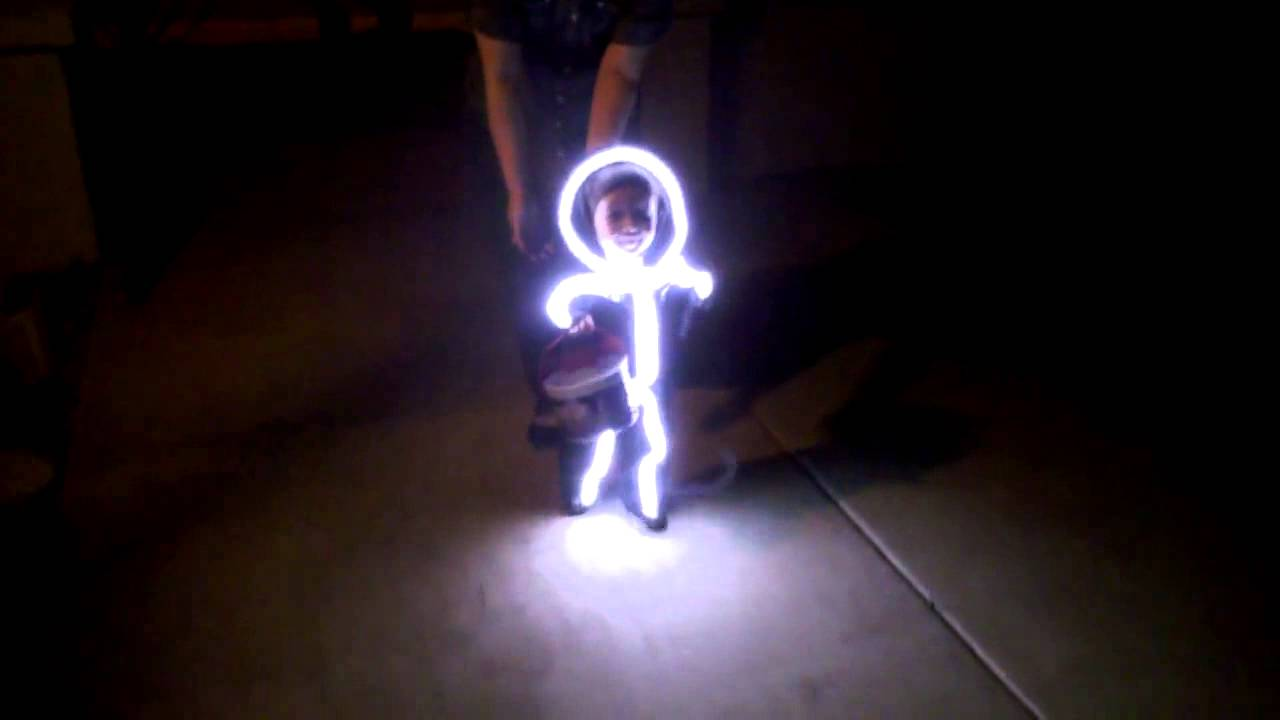 Led Light Halloween Costume
