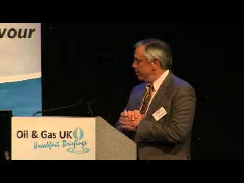 Oil & Gas UK Breakfast - Jim House, Apache North Sea