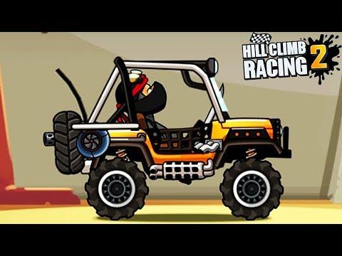 МАШИНКИ HILL CLIMB RACING 2 #28 видео детям Прохождение ИГРЫ про машины как мультик kids games car