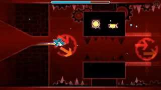 CATACLYSM IMPOSIBLE??? Geometry Dash [1.9] - If Catclysm was Lv1 by Rockstr99 - Mastergear