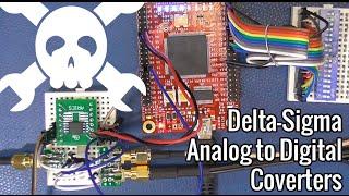 Delta-Sigma Analog to Digital Converters