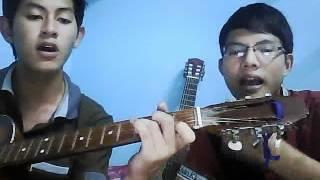 Hai Chuyến Tàu Đêm - Guitar cover.mpg