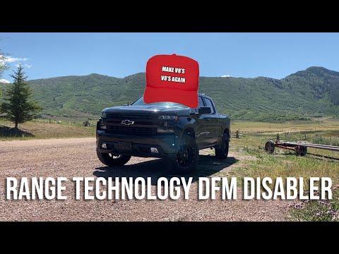 Download First Impressions - Range Technology DFM Disabler 2019 Silverado