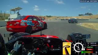 Radical SR8 Sonoma Raceway 6/17/18