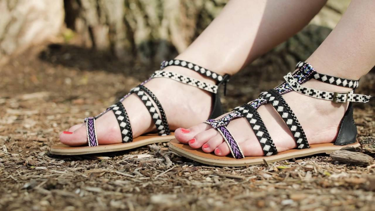 To 70s Sandals Inspired How Wear mwv8n0N