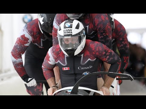How To Load a Bobsleigh