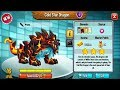 Dragon City - Fire & Ice Dragon + Fighting PvP [EXCLUSIVE DRAGON]