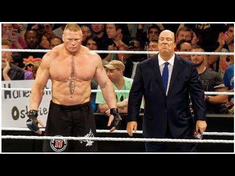 Brock Lesnar's sovereign dynasty is a shame