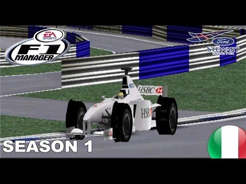 F1 Manager - Stewart GP - Season 1 - Italian GP