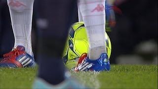 Evian TG FC - Paris Saint-Germain (0-1) - Le résumé (ETG - PSG) / 2012-13