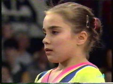 1993 gimnasia artistica mundial Birmingham   finales por aparatos