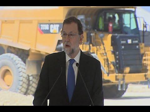 """Rajoy sobre economía: """"El mundo se fía de nosotros"""""""