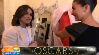 The Today Show - Lisa gets ready for the Oscars Thumbnail
