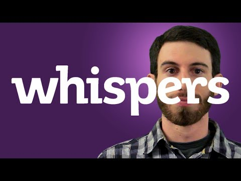 Michael Barryte WHISPERS | Mashable