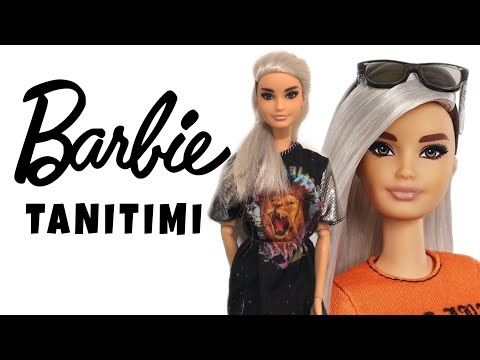Yeni Barbie Fashionistas Bebekleri / Türkiye'de İLK! - Saçları Tarz Barbie - Mellbie #mellbie