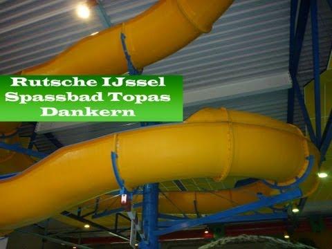 Glijbaan IJssel Onslide Topas Dankern, Haren/Ems Germany