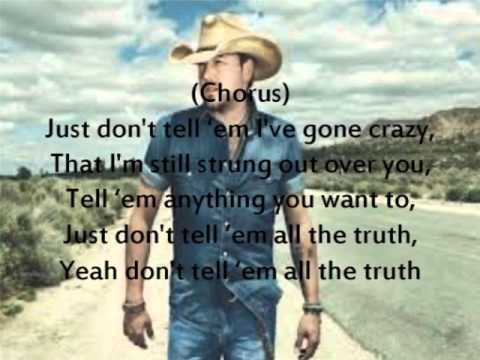 Jason Aldean-The Truth Lyric Video