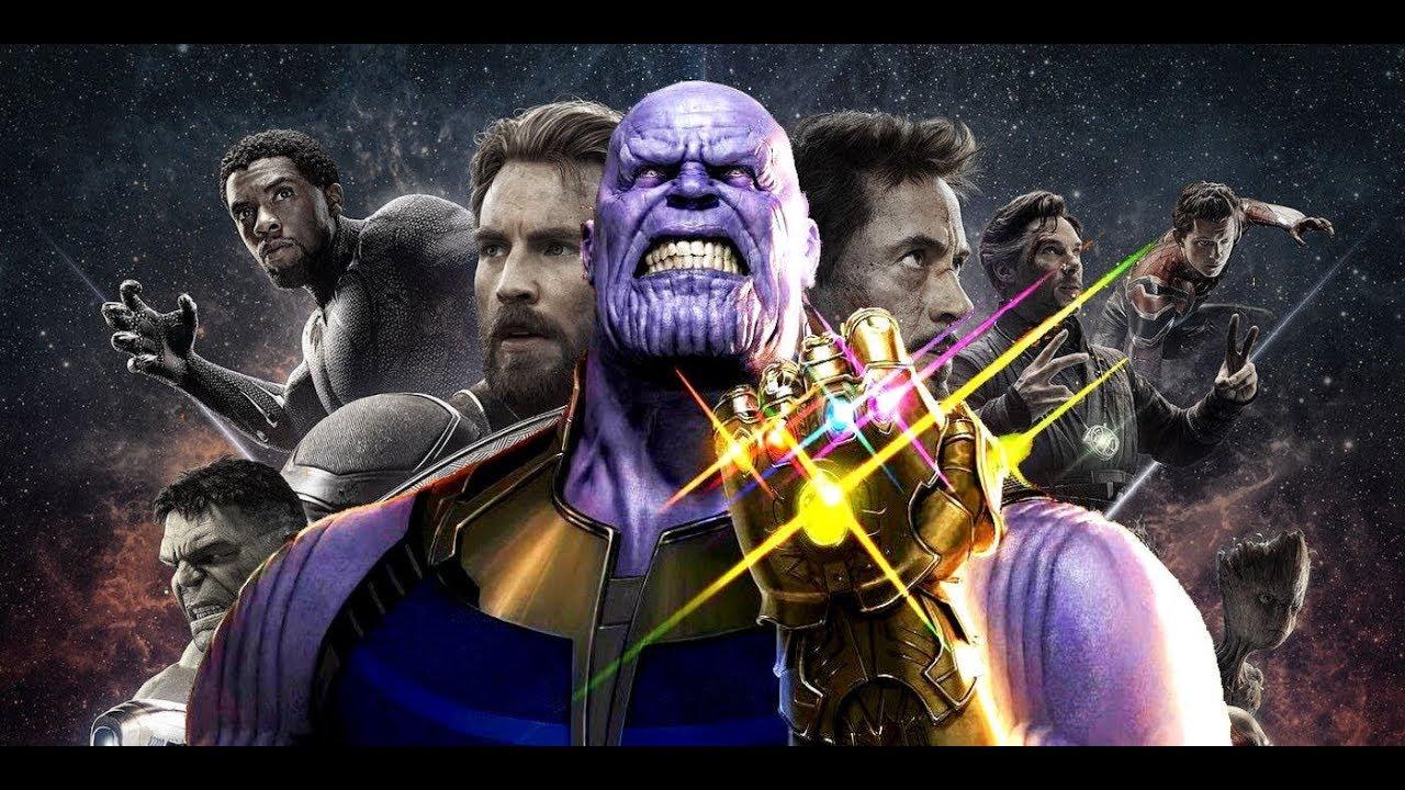 Avengers:Infinity War 4K/Blu-Ray Unboxing (Target Exclusive)