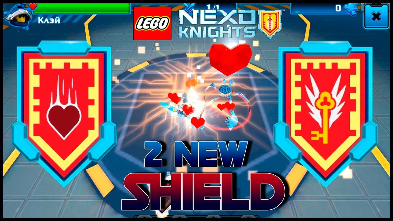 It's just a graphic of Zany Nexo Knights Images