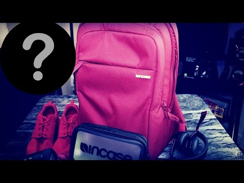 What's In My Tech Bag - CES 2017!