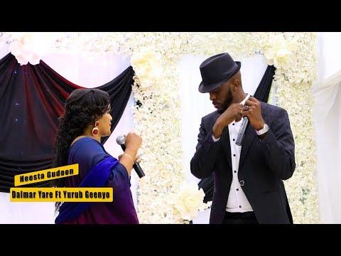 Dalmar Yare Ft Yurub Geenyo   Heesta Gudoon   Live Show Hargeisa 2019