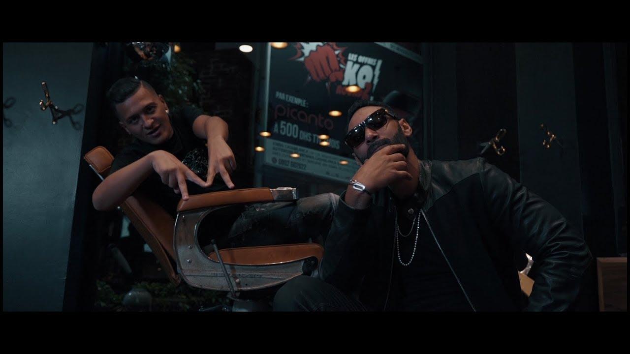 DJ Hamida Ft. La Fouine - Pablo (Clip Officiel)