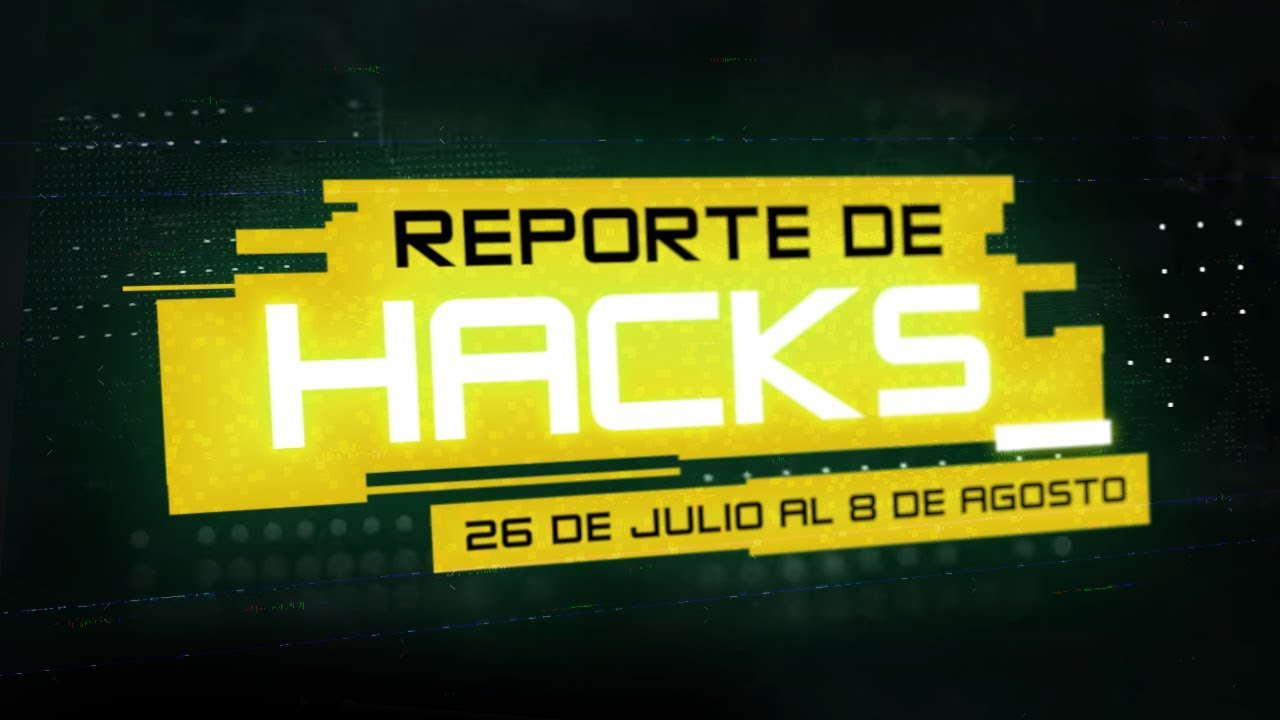 Reporte de Hacks 3: ¡Continúamos con el trabajo! | Garena Free Fire