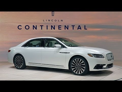 THE LINCOLN CONTINENTAL is FAILING:  But WHY?