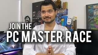 PC Master Race Initiation! Would you make the cut?
