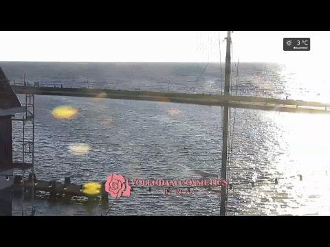 Webcam Haven Volendam