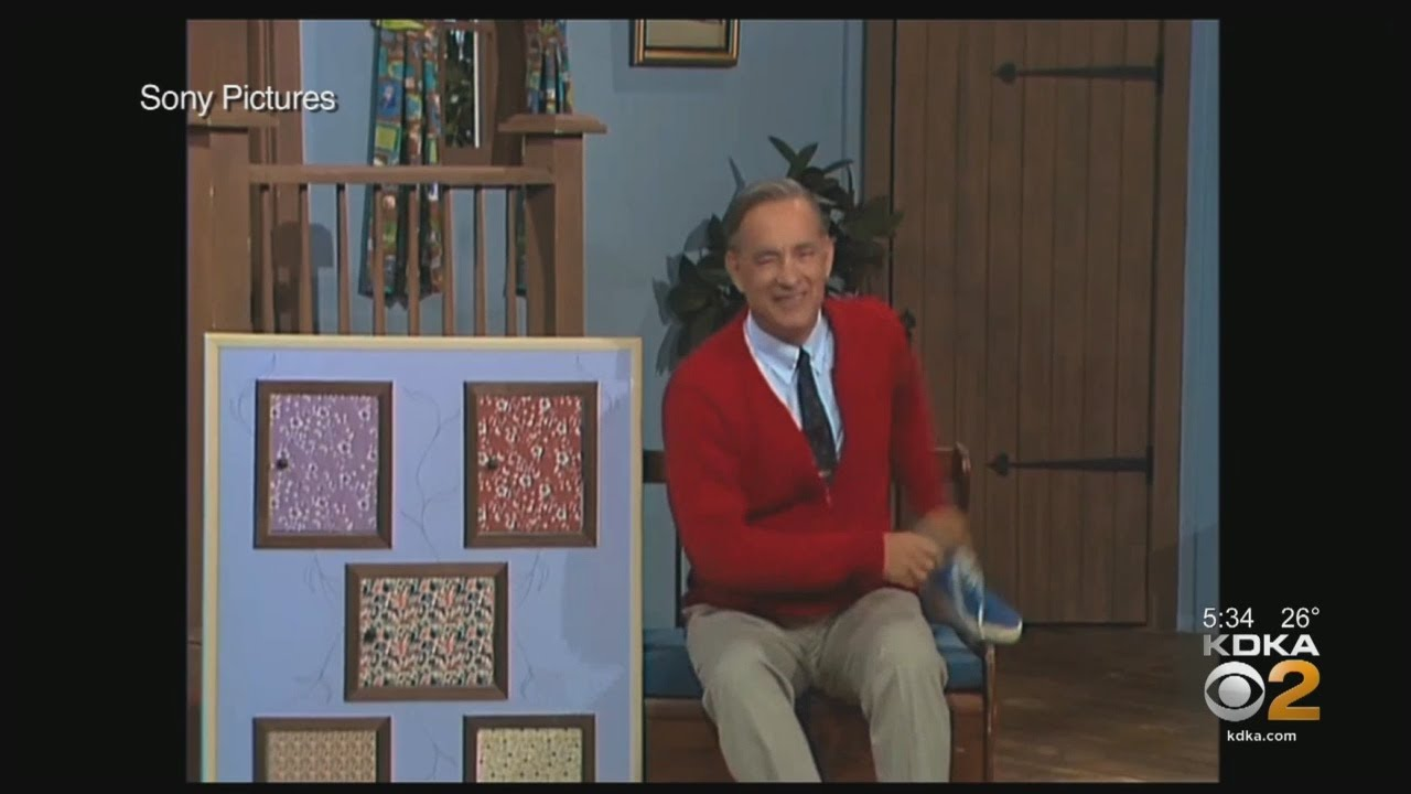 Mister Rogers' Wife Reacts To Seeing 'A Beautiful Day In The Neighborhood'