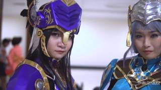 COSPLAY COMPILATION 2H 2016 (COSFEST,ANIME FESTIVAL ASIA SG, COMIC FIESTA) [FHD]