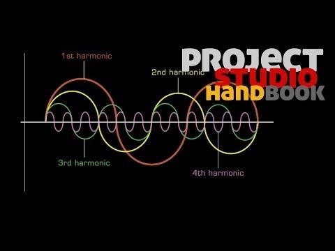 Phase & harmonics - sound theory