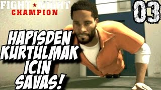 Fight Night Champion Türkçe | KURTULCAM LAN | 3.Bölüm | Ps3