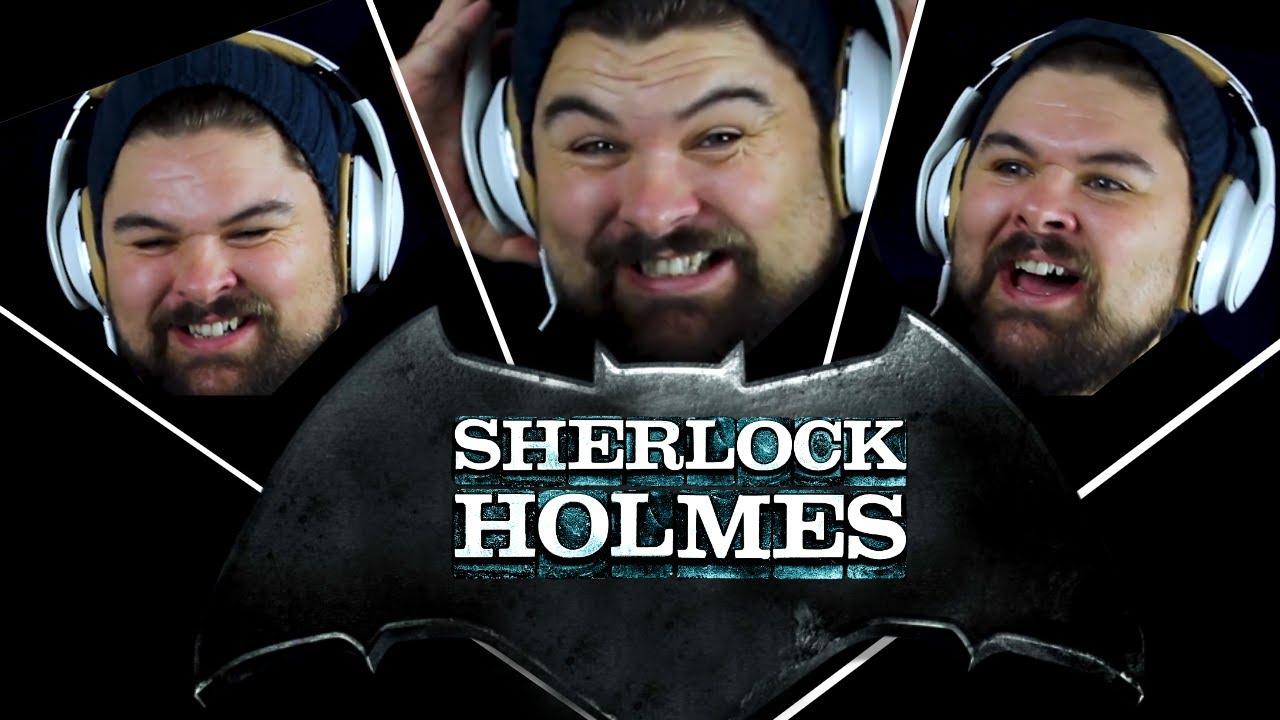 Batman vs Sherlock Holmes Epic Rap Battles of History (ERB ...