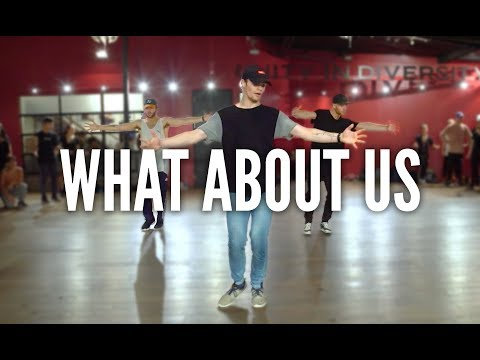 PINK - What About Us | Kyle Hanagami Choreography Thumbnail
