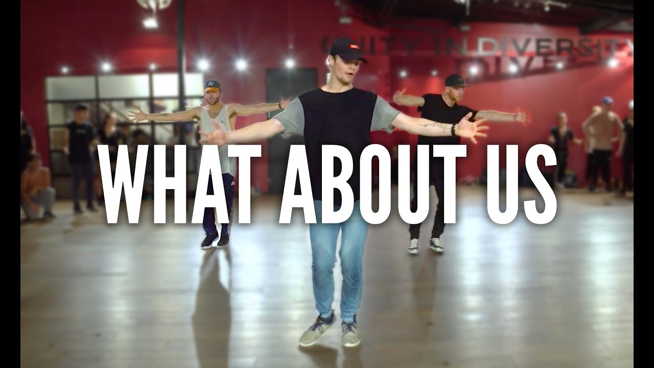 pink what about us kyle hanagami choreography on About Us id=79919