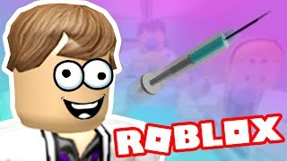 I WAS ADMITTED TO THE ROBLOX CRAZY HOSPITAL! → Roblox Funny moments #26 🎮