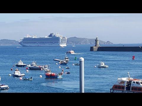 2017 north atlantic easter  cruise on P&O azura - necropaster