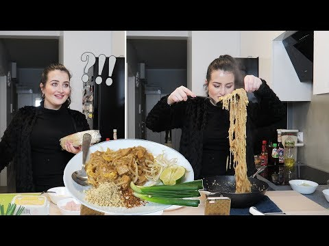 Recreate Pad Thai Without a Recipe | CANDID COOK EP.2 thumbnail