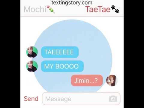 Jimin's Drunk - Jikook (BTS Text Story)